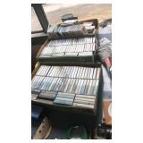 Cassettes & CD
