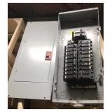 GE 100amp breaker box