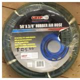 Rubber air hose 50