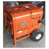 American Fab 9000TB industrial gas generator