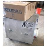 Aerospace negative air machine & filters