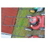 Craftsman lawnmower lg. wheels