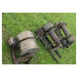 winches- 3 count
