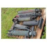 6 hydro cylinders