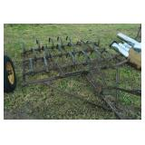 John Deere harrow