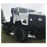 1990 6wd Army truck BMY M92342
