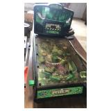 Hulk table top pinball machine