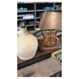 Jug & lamp