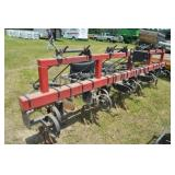 Haines 4 row potato cultivator/ hiller