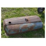 antique tractor hood