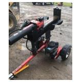 Troy -Bilt wood splitter