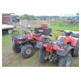 Honda 300 Fourtrax four wheelers