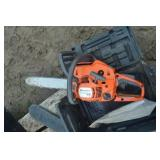 Husqvarna 240 with case