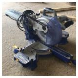 "Kobalt 10"" sliding compound miter saw"