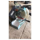 Hitachi miter saw