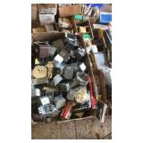 Box lot- electrical