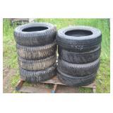 185/65R15 & 195/60R15 tires
