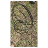 """3/8""""  hydraulic hoses"""