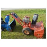 Gilson snowblower
