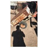 John Deere utility cart