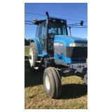 Ford 8670 Tractor