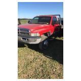 1995 Dodge Ramp Truck