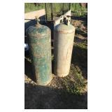 100lb propane tanks