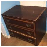 Kimball 3 drawer dresser