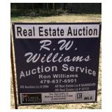 Real Estate Auction - 209 Acres more or less