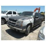 2004 Chevy Avalanche Crew Cab Pickup