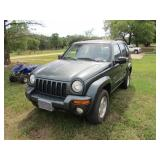 *OFFSITE 2002 Jeep Liberty Limited 4x4 SUV