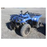 2005 Yamaha Bruin 350 ATV