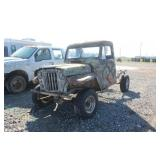 Willis Jeep 4x4 Pickup