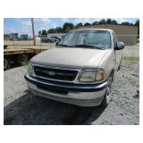 *OFFSITE 1997 Ford F150 XLT Single Cab Pickup