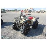 1995 Honda Fourtrax 300 4x4 ATV