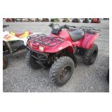 2005 Kawasaki 360 4x4 ATV