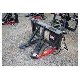 Unused Industrias America Skid Steer Post Puller