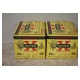 (600) Rds of Winchester .22LR Ammo