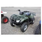 2009 Honda Recon 250 ATV