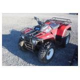 1992 Kawasaki Bayou 4x4 ATV