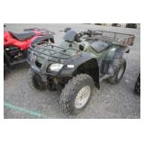 2004 Honda 350 Rancher 4x4 ATV