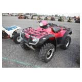 Honda TRX500 4x4 ATV