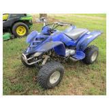 *OFFSITE Yamaha Raptor 80 ATV