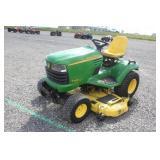 John Deere X495 Diesel Riding Mower