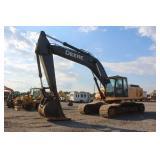 John Deere 350D LC Hydraulic Excavator