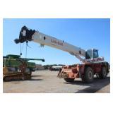 Link Belt RTC-8035 35-Ton Rough Terrain Crane