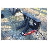 Industrias America Skid Steer Stump/Post Puller