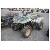 2006 Kawasaki Prairie 360 ATV
