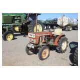 Zen-Noh YM1300D Tractor