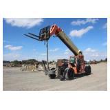 JLG G10-55A 4x4 Telescopic Forklift